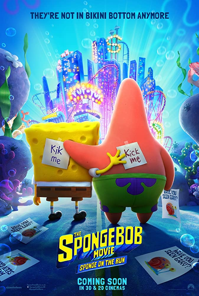 the spongebob movie sponge on the run texnes plus