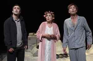 Είδα το «Κόντρα στην ελευθερία», σε σκηνοθεσία Βασίλη Μαυρογεωργίου