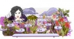 Google Doodle: Η Google τιμά την Πολωνή ποιήτρια Mascha Kaléko