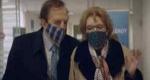 «Ποιο καπελάκι, τη μασκούλα μου παίρνω» το σποτ με άρωμα ελληνικού σινεμά με Μάρω Κοντού και Γιώργο Κωνσταντίνου (Video)
