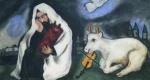 Ζωγραφική. H oρκισμένη τέχνη του Μαρκ Σαγκάλ