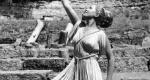 Πέθανε η Μαρία Μοσχολιού - Ήταν επί χρόνια Πρωθιέρεια στην Αφή της Ολυμπιακής Φλόγας